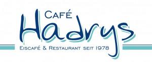 Logo Café Hadrys neu blau